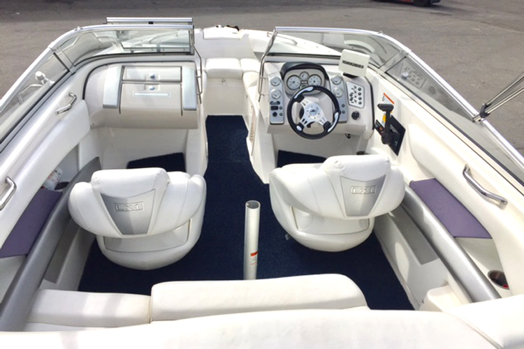 speed boat flooring